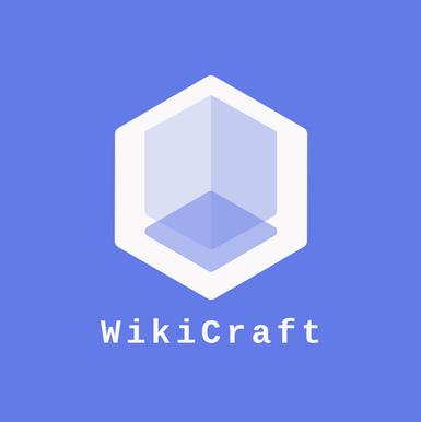 WikiCraft Logo