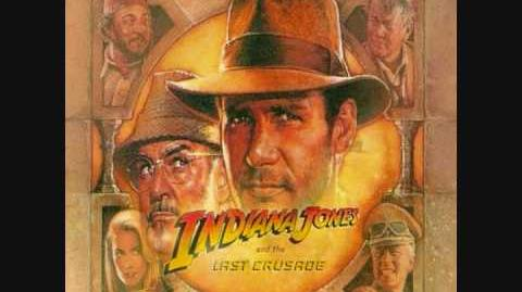 Indiana Jones & The Last Crusade OST 17 The Penitent Man Will Pass