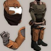 Rogue 4.5.3 (Hunter Armor Set)