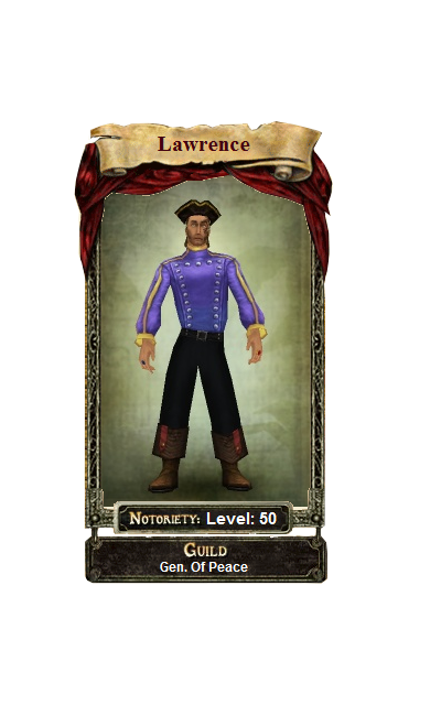 Law Profile Purple