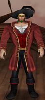 Edgar royal guard
