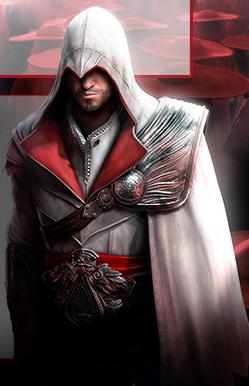 Ezio Brotherhood no 2 by majunior2012