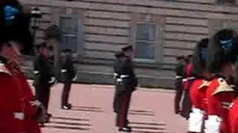 Buckingham Palace Band Playing Indiana Jones