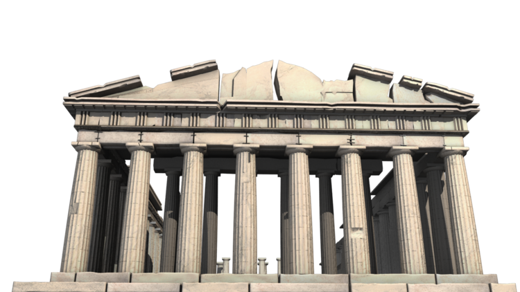 Parthenon detail.1