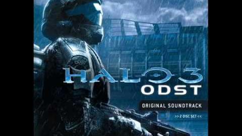 Halo 3 ODST Original Soundtrack - Uplift Reserve The Menagerie