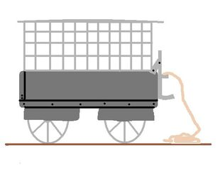 Steel Cage Wagon