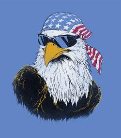 Thug eagle
