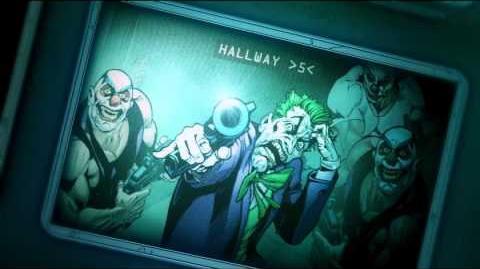 DCUO Comic Book Scenes - T.O. Morrow