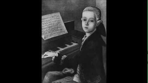 Mozart - Symphony No. 1 in E flat, K