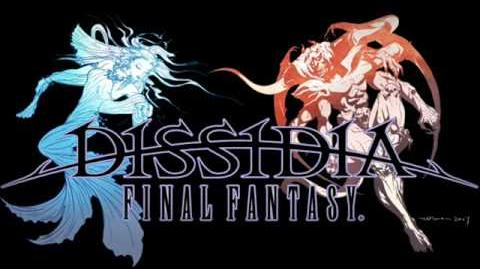 Dissidia Final Fantasy OST - FFI - Main Theme