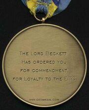 EITC medal