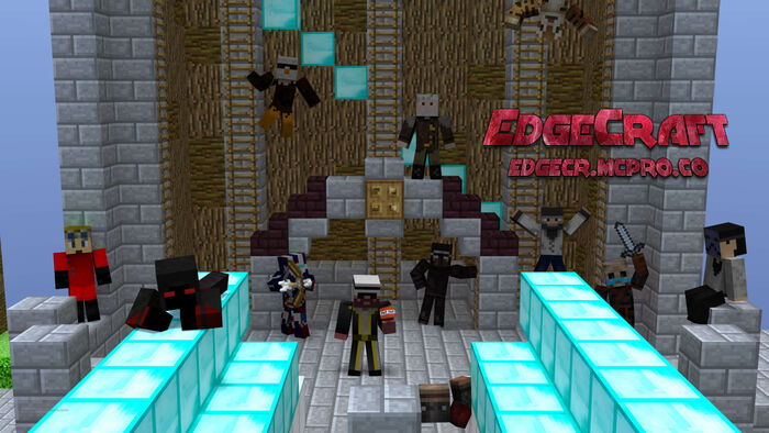 Edgecraft team