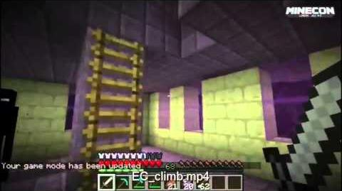 Minecraft 1.9 New End Footage
