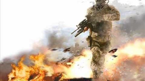 Call of Duty Modern Warfare 2 - US Army Rangers Theme