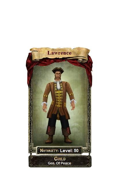Law Profile Captain