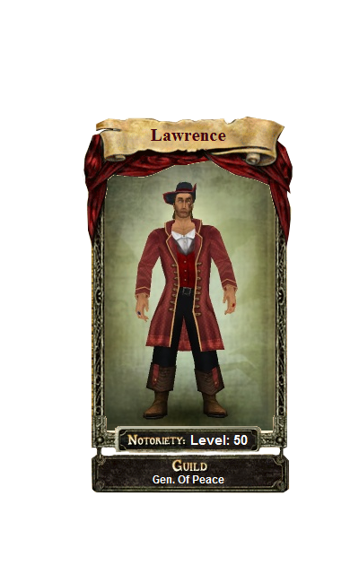 Law Profile Captain Old