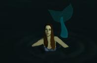 Raven's Cove mermaid