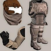 Rogue 4.5 (Hunter Armor Set)