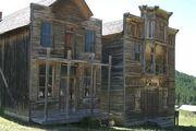 Ghost Town Buildings