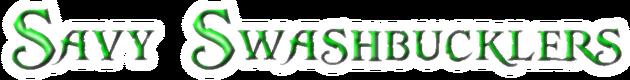SavvySwashbucklers