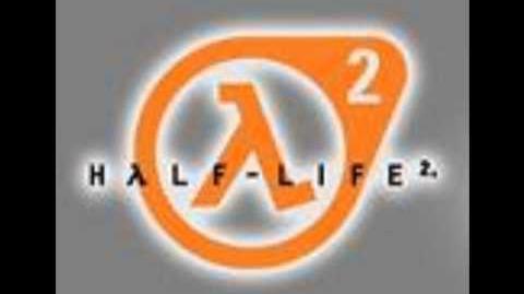 Half-Life G-Man's Theme *Fan-Made*