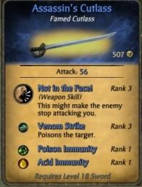 200px-Assassin's Cutlass