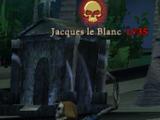 Jacques Le Blanc's Sabre