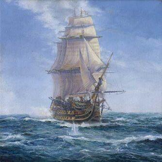 Ship of line