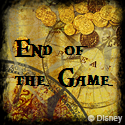 End of the game logo
