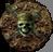 Shipskulls medallionbutton off