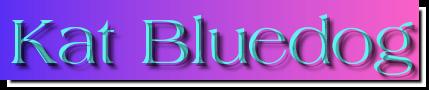 Kat Bluedog name