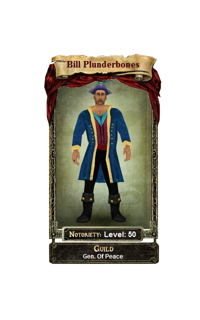 Bill Plunder Profile