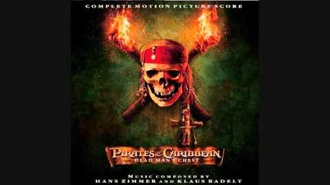 Dead Man's Chest - Complete Score - CD 1 Track 2 - Wedding Crasher's