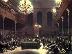 House of Commons Meeting