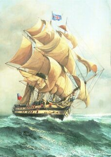 Shipoftheline