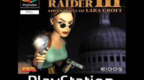 Tomb Raider III Soundtrack - 03 Fantastic Indian Jungle