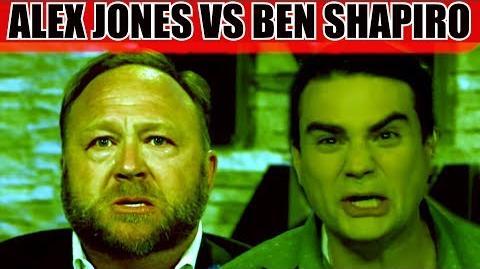 Alex Jones Versus Ben Shapiro