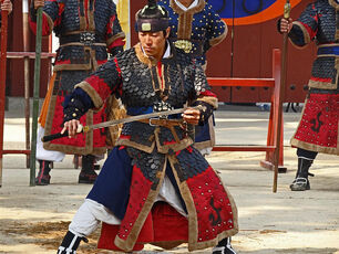 Joseon soldier