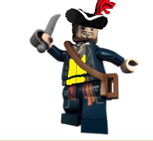 Lego Bill