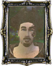DentCourtPortraitFramed