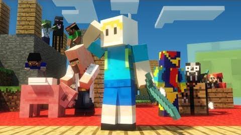 """I Love My Minecraft World"" - A Minecraft Music Parody"