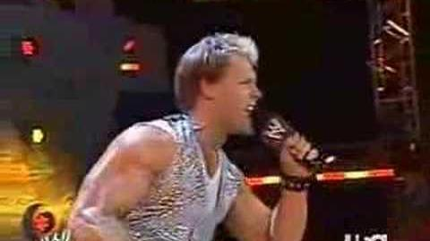 Captain Chris Jericho Returns To POTCO 2007