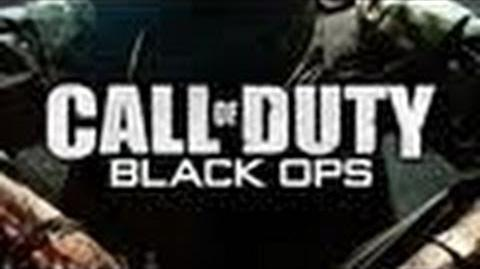 Call of Duty Black Ops - Sergeant Woods Trailer