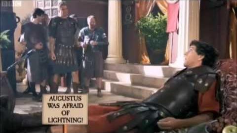Horrible Histories - Gaius Julius Caesar Octavianus Divi Filius Augustus-0