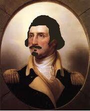 Joshua Pond Portrait