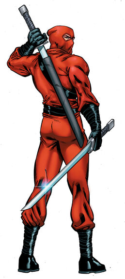 Red Ninja by bobbett