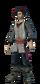 Simon Redskull(2nd Pirate)