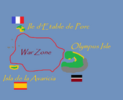 Map of War
