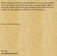 Vladmir contract