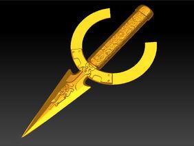 Dagger of Gold